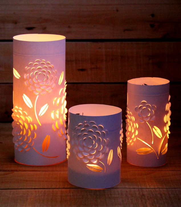 Diy paper lanterns with beautiful 3d flowers design a piece of rainbow apieceofrainbow23 1 maxwellsz