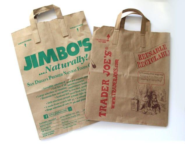 Grocery-bag-flower-apieceofrainbowblog 1