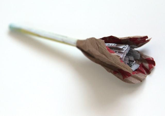 Grocery-bag-flower-apieceofrainbowblog 2