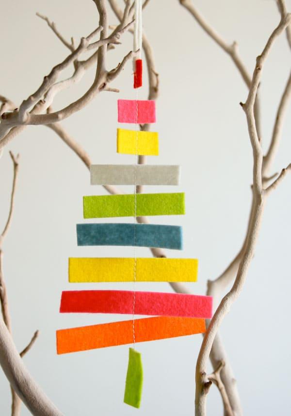Amazing DIY Alternative Christmas Trees   A Piece Of Rainbow