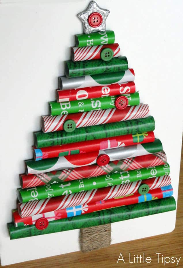 how to make a christmas tree 1