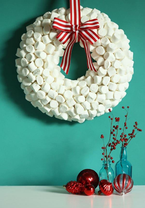 repurposed wreaths 11 - 15 Stunning Repurposed Wreaths