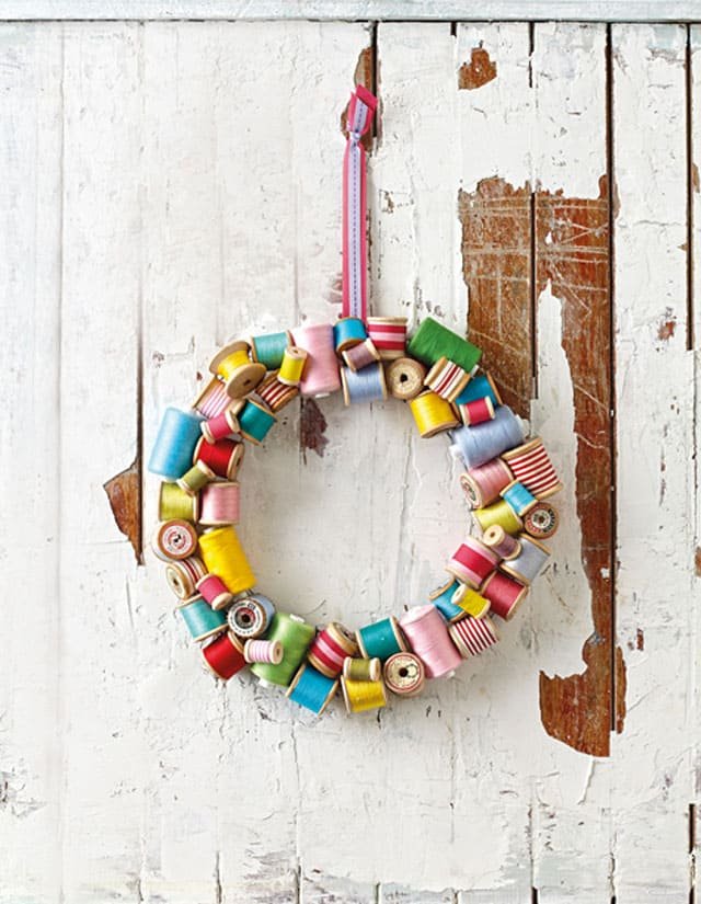 repurposed wreaths 8