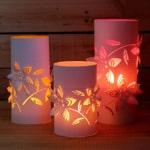 DIY: Dimensional Paper Lantern #2 - A Piece Of Rainbow