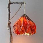 Trader Joes Bag Hack: How to Make Pendant Lamp