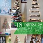 Amazing Christmas tree DIY Ideas -