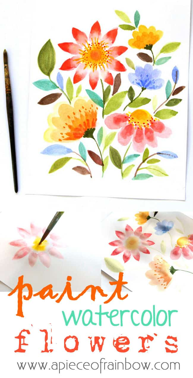 paint-watercolor-flowers-apieceofrainbowblog