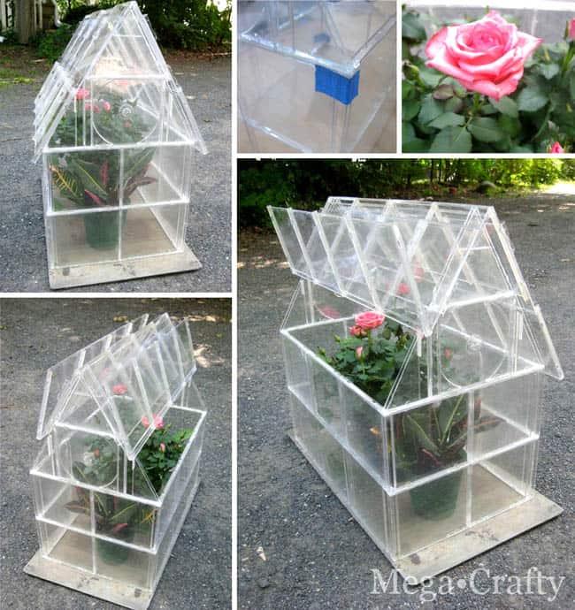 DIY hoop Greenhouse plan
