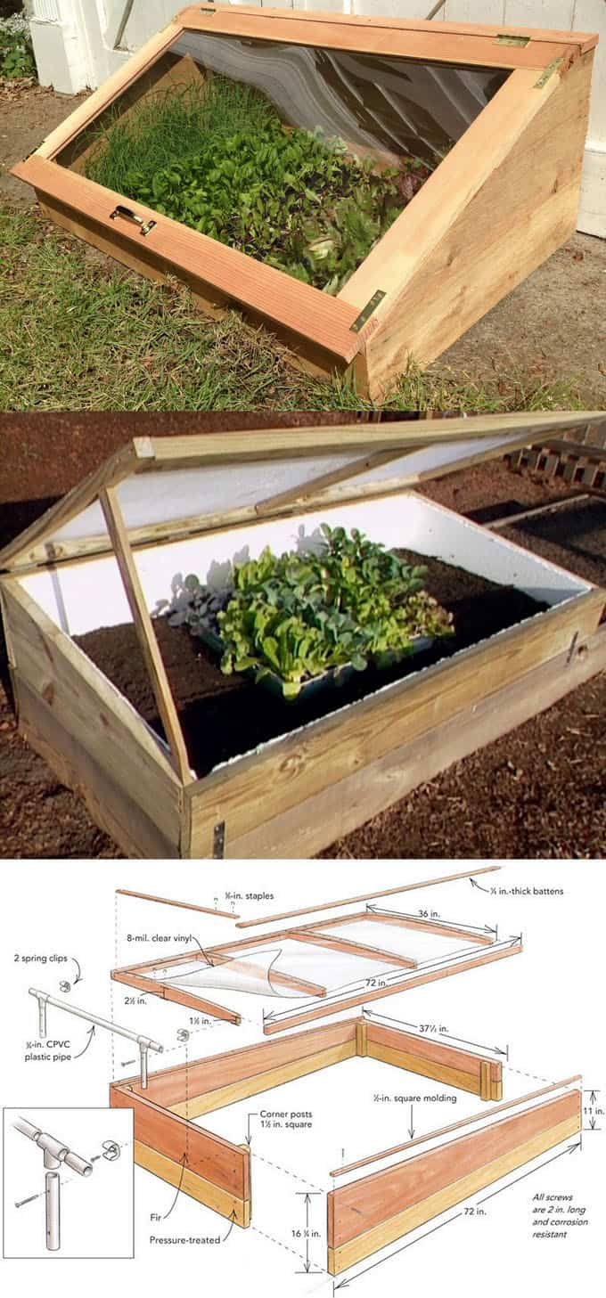 42 Best Diy Greenhouses With Great Tutorials And Plans