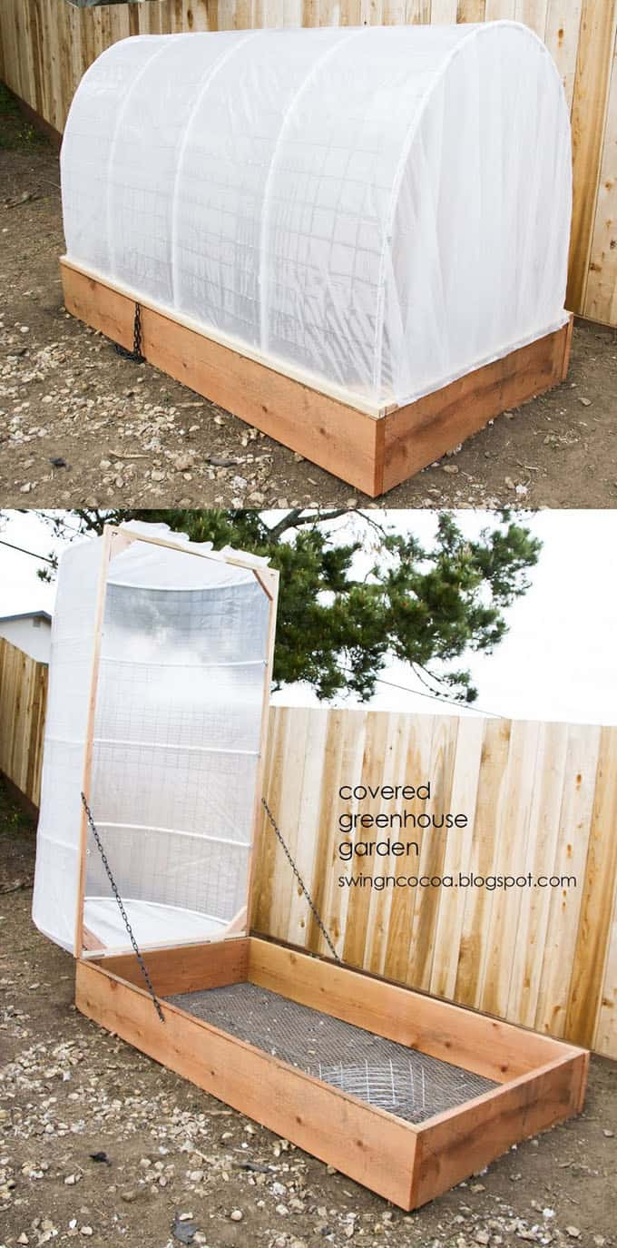 How To Build A Low Cost Hoop House also Watch as well Shelter additionally Greenhouse further Greenhouse Plans. on pvc hoop greenhouse plans