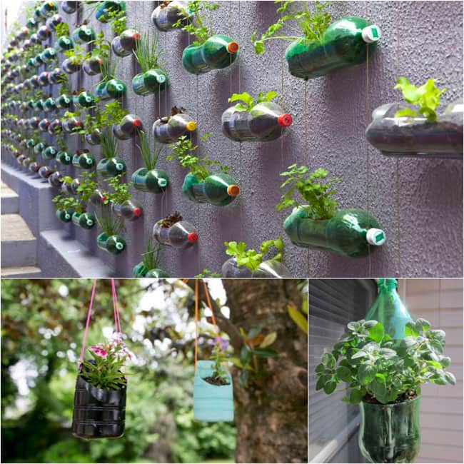 35 Creative DIY Planter Tutorials ( How To Turn Anything ...