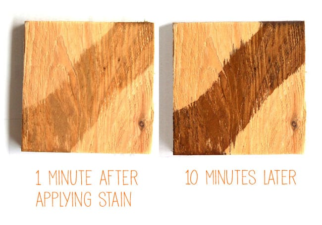 Make Wood Stain 7 Ways A Piece Of Rainbow