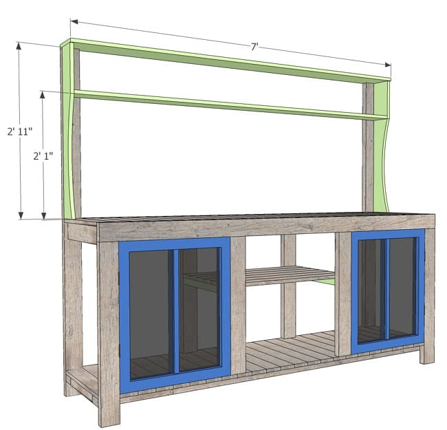 reclaimed-window-potting-bench-apieceofrainbow (10)