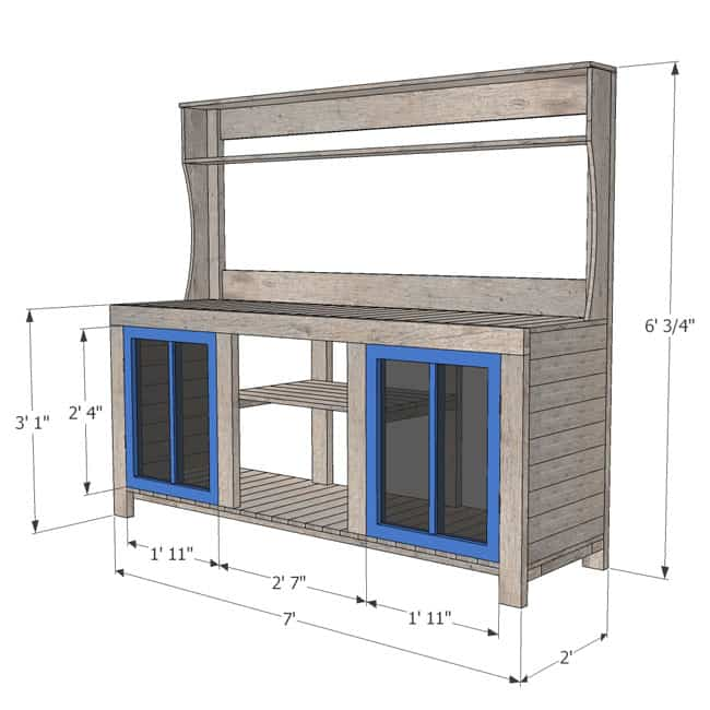 reclaimed-window-potting-bench-apieceofrainbow (3)