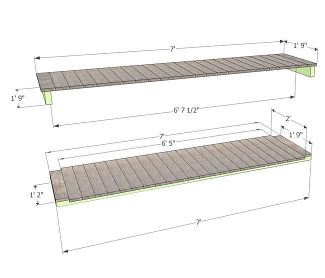 reclaimed-window-potting-bench-apieceofrainbow (4)