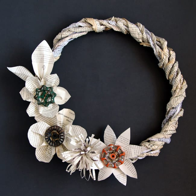 book-page-grapevine-wreath-apieceofrainbow (16)