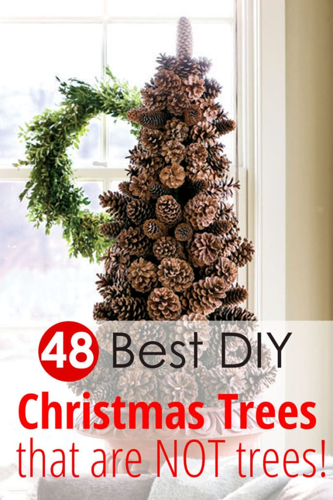 48 Amazing Christmas Tree Ideas A Piece Of Rainbow