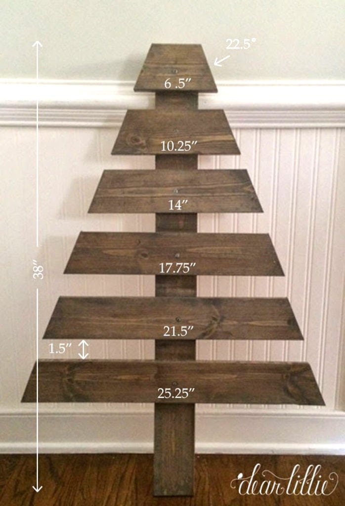 Advent Calendar DIY Christmas Tree Ideas