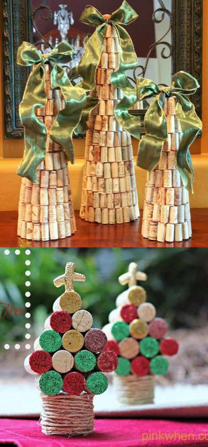 diy christmas tree ideas apieceofrainbow 1 - 48 Amazing Alternative Christmas Tree Ideas