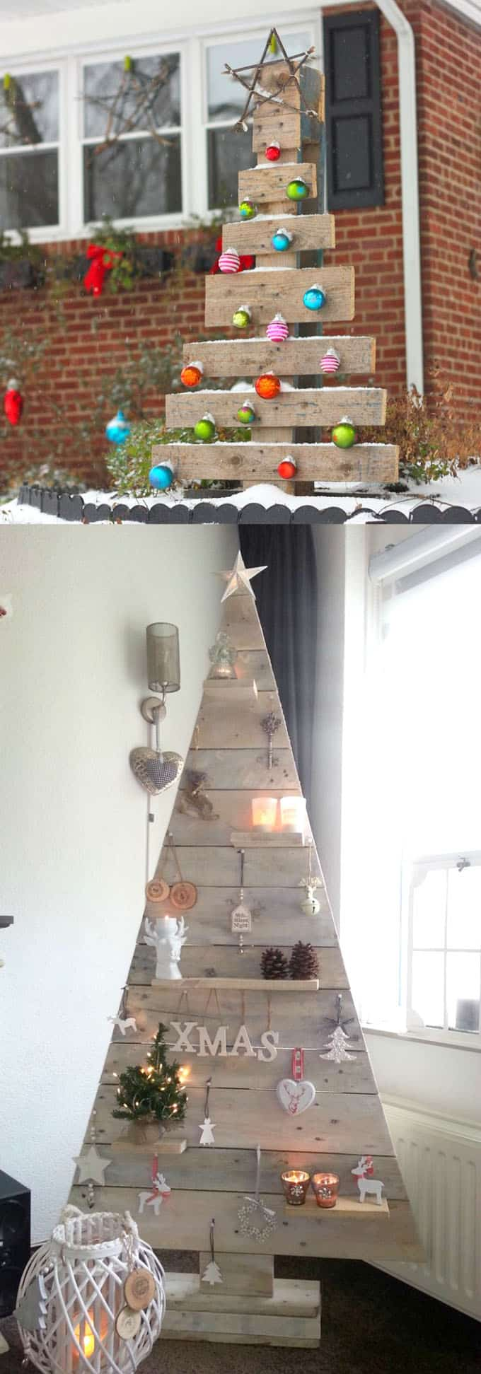 Diy Cone Christmas Trees.48 Amazing Christmas Tree Ideas A Piece Of Rainbow
