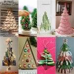 38 Amazing Alternative Christmas Tree Ideas