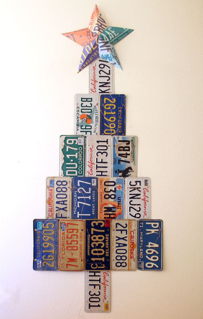 license-plate-christmas-tree-apieceofrainbowblog (2)