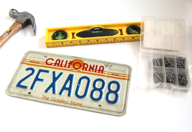 license-plate-christmas-tree-apieceofrainbowblog (7)