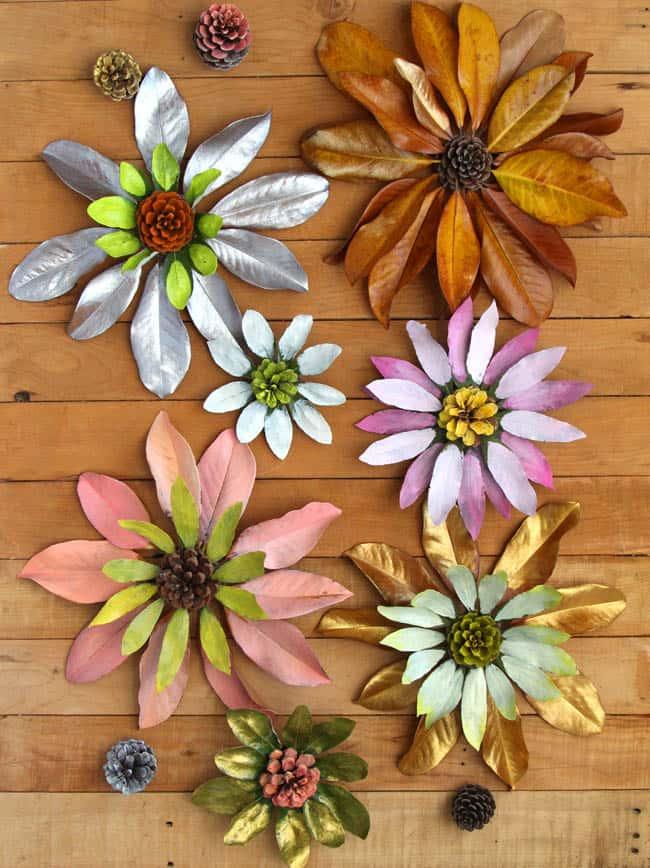 make-flowers-from-nature-apieceofrainbowblog (12)