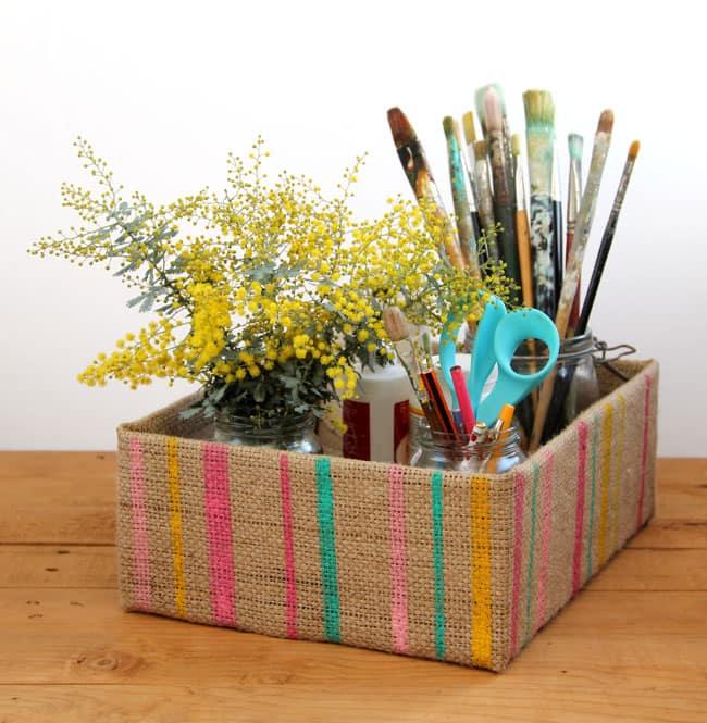 make-burlap-storage-box-apieceofrainbowblog (2)