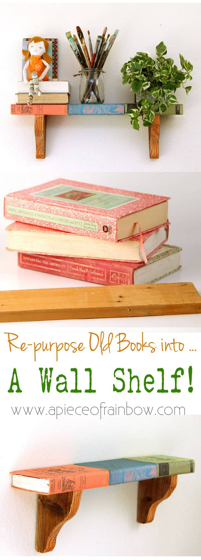 upcycled-books-wall-shelf-apieceofrainbow (1)