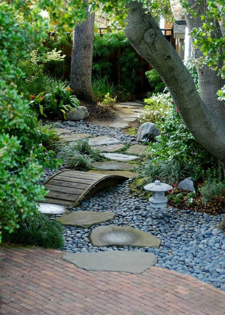 Japanese Garden Path Ideas