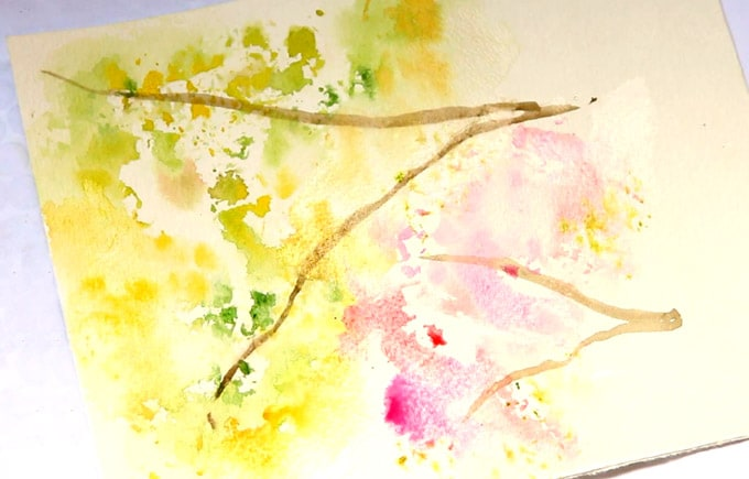 spring-tree-watercolor-painting-apieceofrainbow (10)
