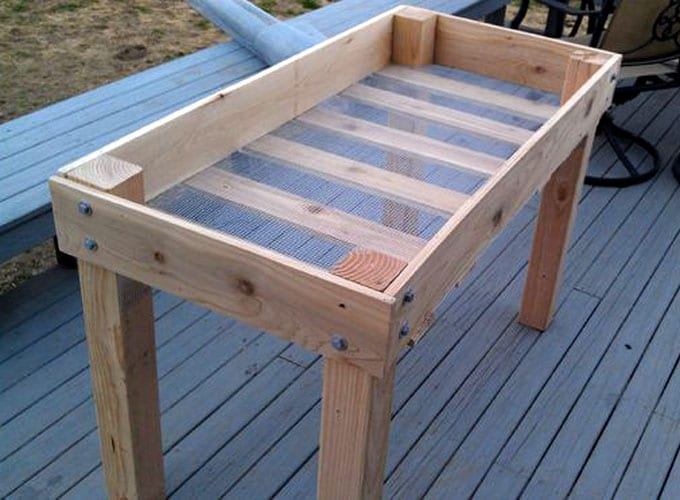 20 Amazing DIY Raised Bed Gardens A Piece Of Rainbow