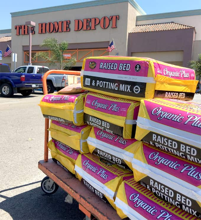 creative inspiration home depot garden soil.  at Home Depot Lowes and many nurseries Kellogg is a great company with lots of fabulous soil products made from high quality organic ingredients All About DIY Raised Bed Gardens Part 1 A Piece Of Rainbow