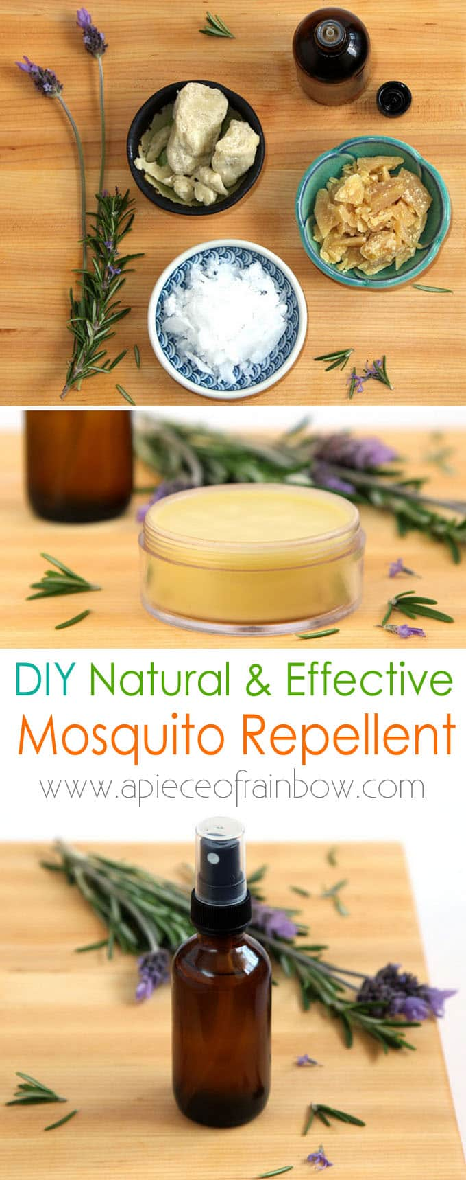 Homemade Natural Mosquito Repellent 2 Easy Recipes That Work Wonders A Piece Of Rainbow,How To Update Laminate Kitchen Cabinets