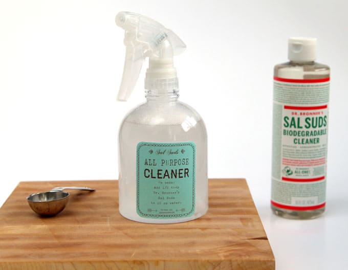 Diy Super Effective Green Cleaning Products A Piece Of