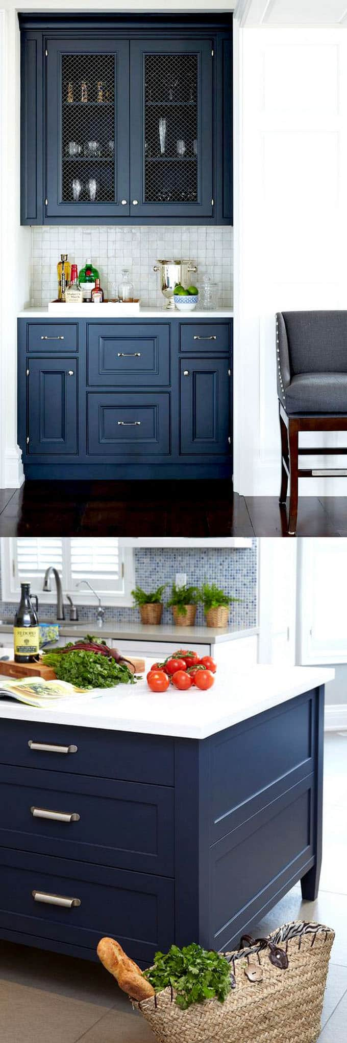 25 Beautiful Paint Colors For Kitchen Cabinets Apieceofrainbowblog