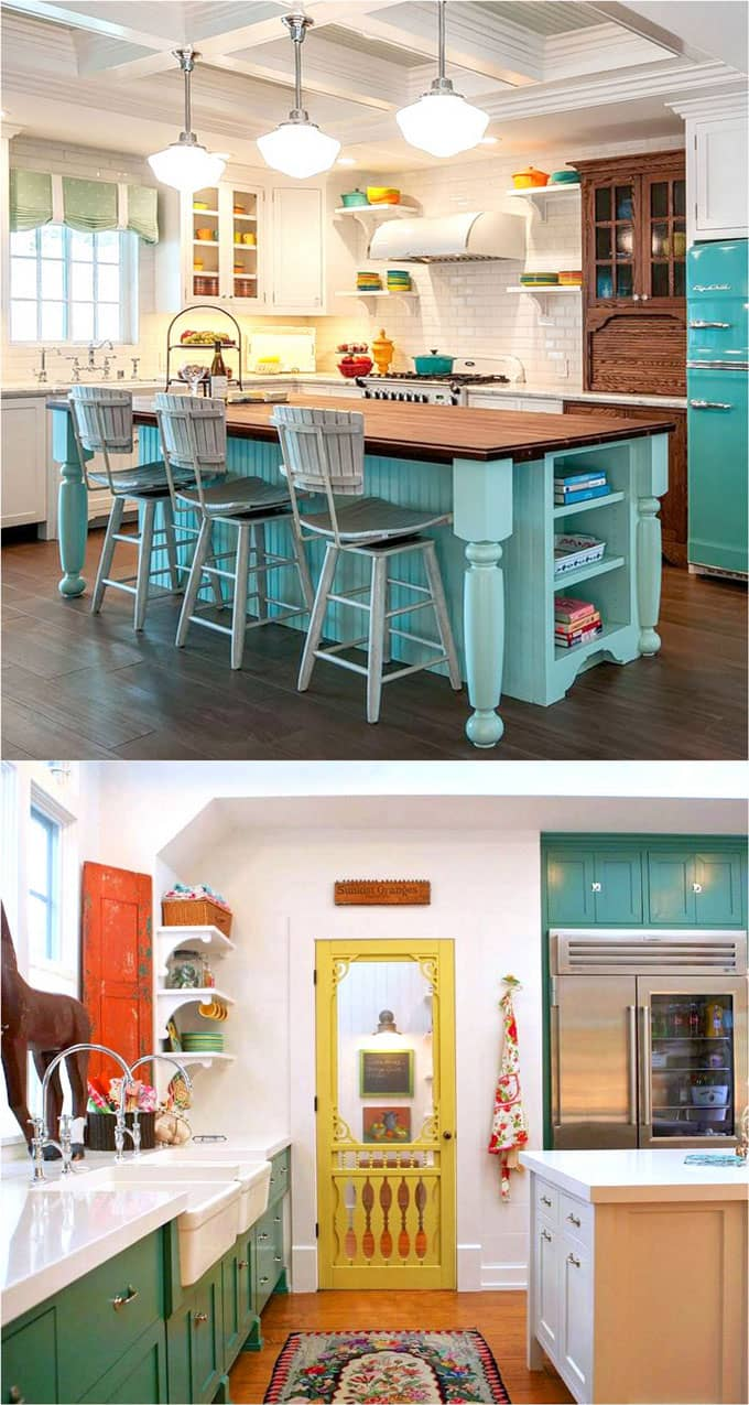 25-beautiful-paint-colors-for-kitchen-cabinets-apieceofrainbowblog (14)