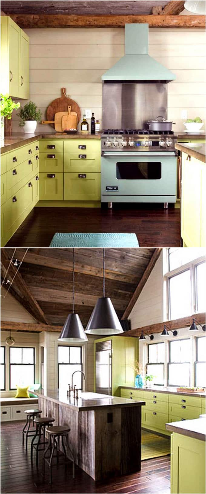 25-beautiful-paint-colors-for-kitchen-cabinets-apieceofrainbowblog (15)