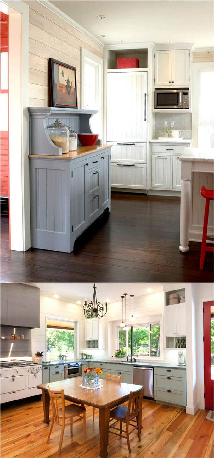 Fabulous 25 Gorgeous Kitchen Cabinet Colors Paint Color Combos A Beutiful Home Inspiration Cosmmahrainfo