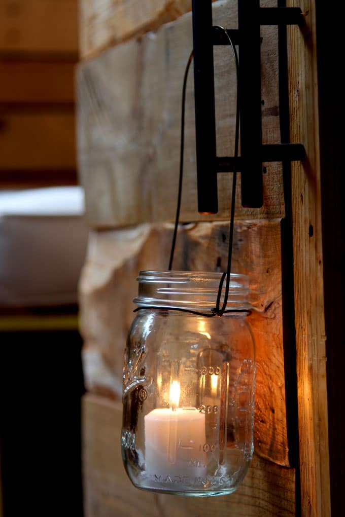 Easiest Diy Hanging Mason Jar Lights Page 2 Of 2 A