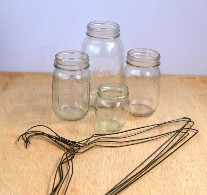 easiest diy hanging mason jar lights a piece of rainbow