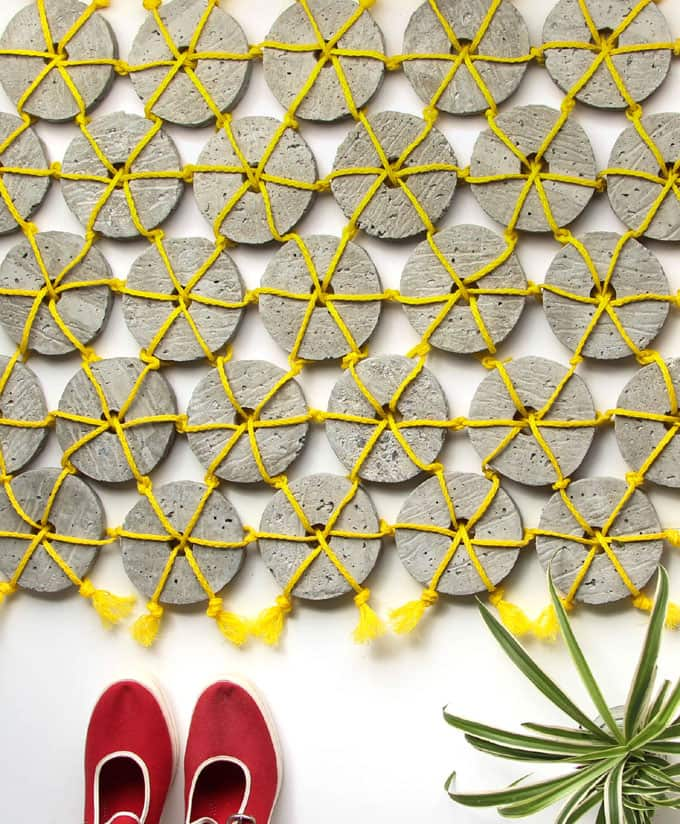DIY-woven-concrete-doormat-apieceofrainbow (2)