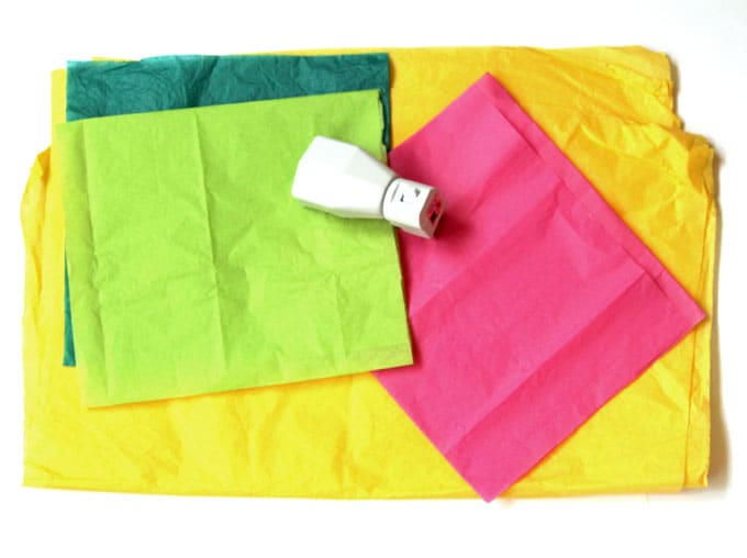 Diy Paper Night Light A Piece Of Rainbow