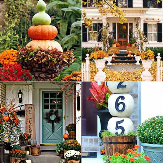 25-front-door-fall-decorations-apieceofrainbow-1