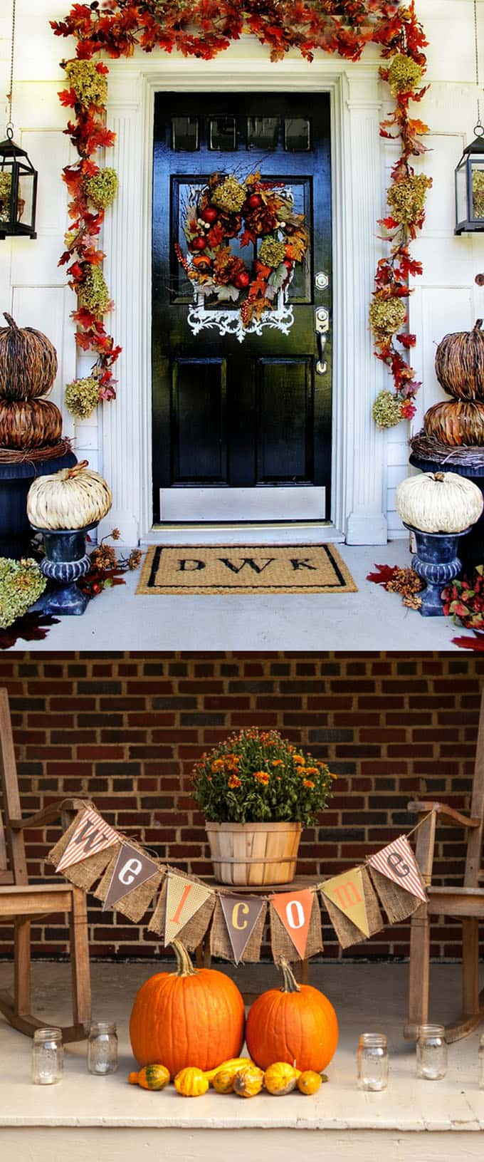 25-front-door-fall-decorations-apieceofrainbow (3)