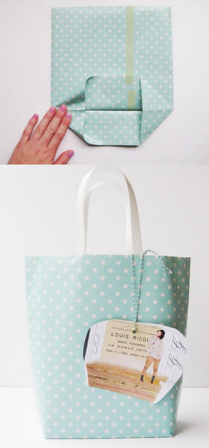 16-gift-wrapping-hacks-apieceofrainbow-1
