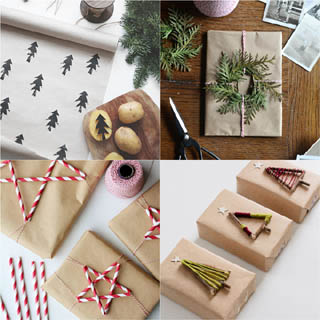 16 inspiring gift wrapping hacks on how to make instant gift bags and beautiful gift wraps in minutes, using re-purposed materials for almost free! - A Piece Of Rainbow