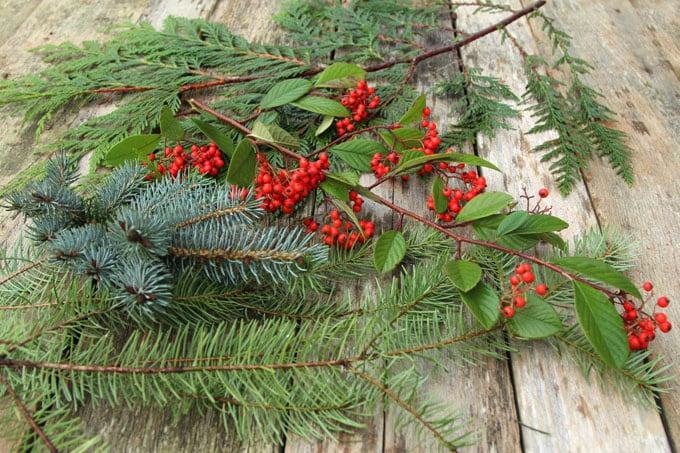 diy-fresh-christmas-wreath-apieceofrainbow-3