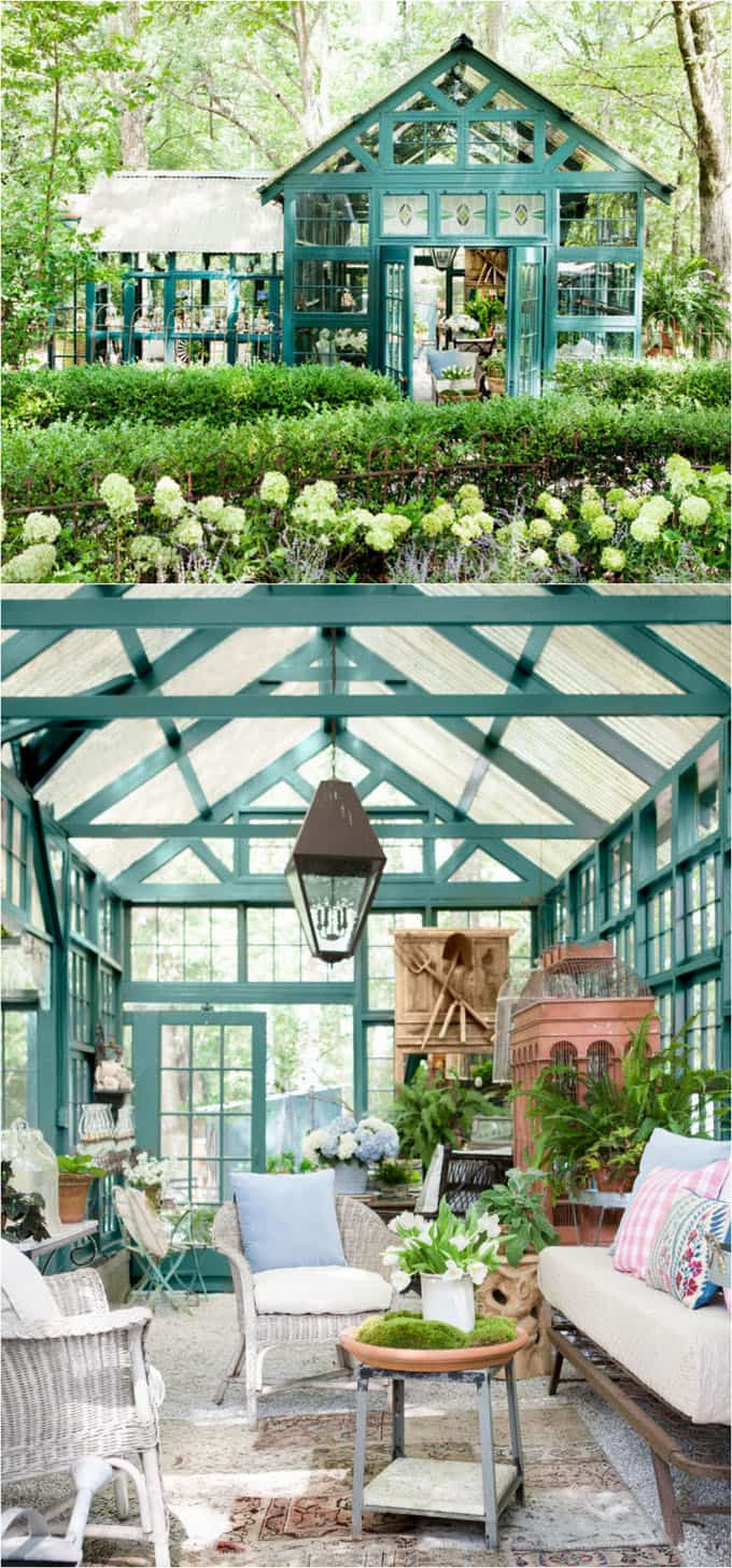 12 Most Beautiful DIY Shed Ideas with Reclaimed Windows - Page 2 of ...